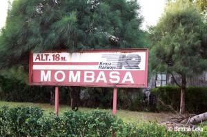 Trainstation Mombasa