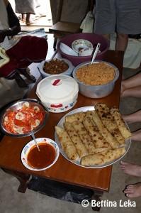 Keniaanse maaltijd