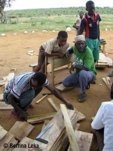 Making desks 2