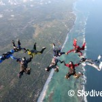 Skydiving Diani